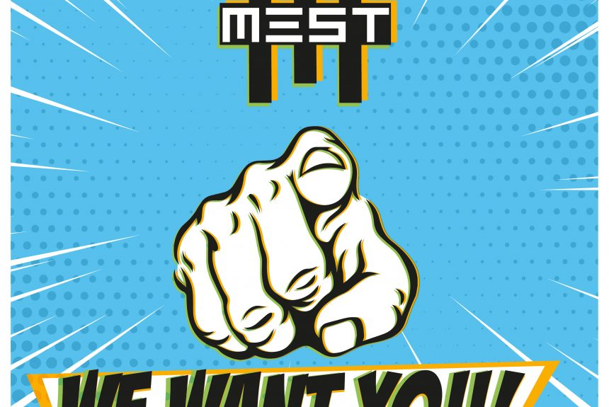 We Want You! Ti stiamo cercando!